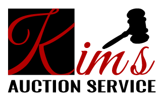 Kim's Auction Service Logo